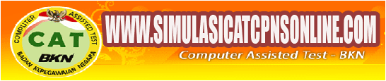 Simulasi CAT CPNS Online 2017-2018