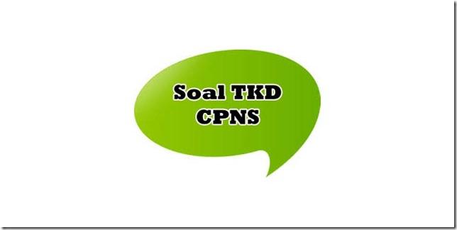 soal-tkd-cpns